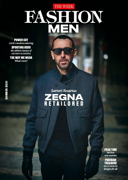 THE WEEK Fashion MEN - April 2021