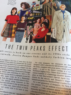 The Twin Peaks Effect - ST STYLE