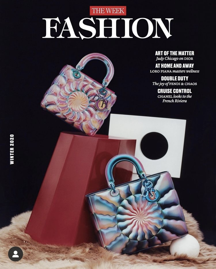 THE WEEK Fashion, Winter 2020 - December 2020
