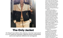 The Only Jacket, Chanel - THE WEEK FASHION, July 2020