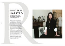 Modern Maestro - IN LONDON MAGAZINE February 2018