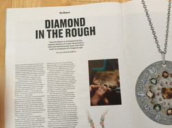 Diamond in The Rough - THE WEEK TIME & JEWELS