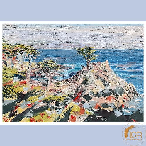 Lone Cypress: A2