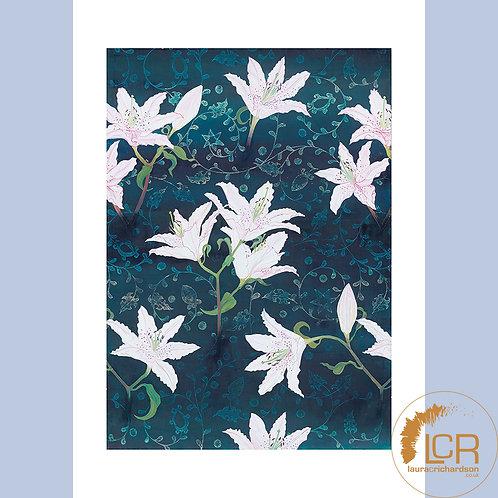Jacquard Lily: A4