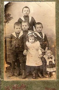famille au 19eme siecle