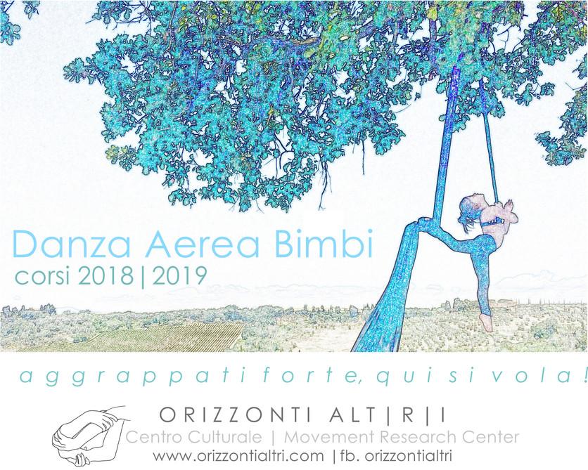 Danza Aerea 2018|2019  Adulti&piccini