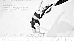 D a n z a A e r e a A d u l t i | corsi 2021 2022 con Anita Brandolini