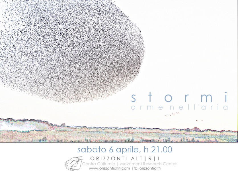 s t o r m i | orme nell'aria
