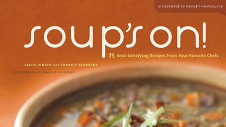 Soups On Benefit Book