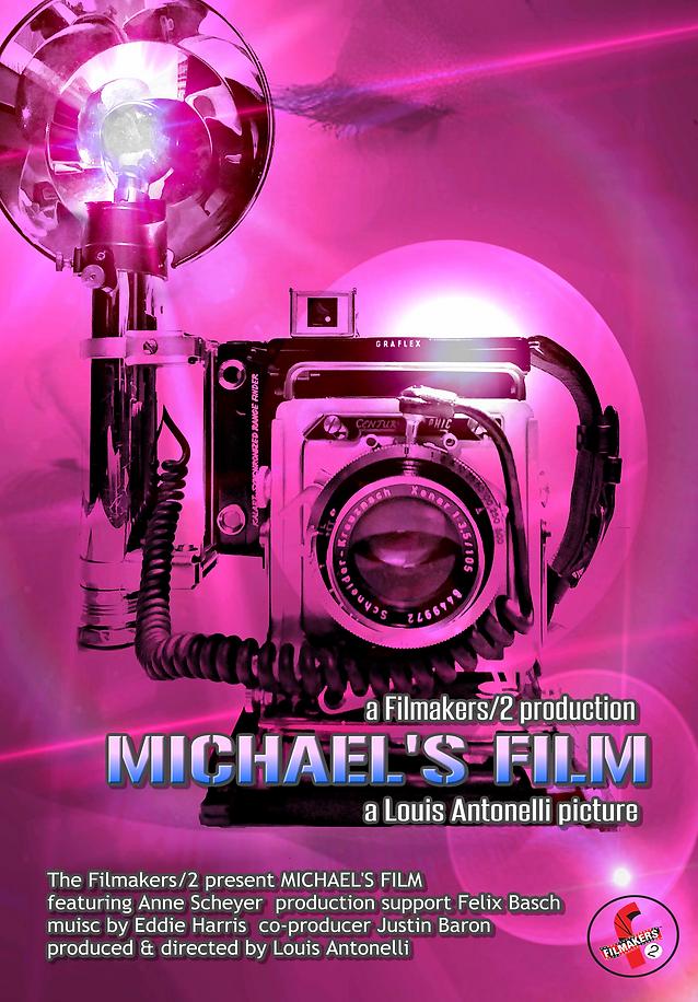 Michael's Film a Louis Antonelli picture