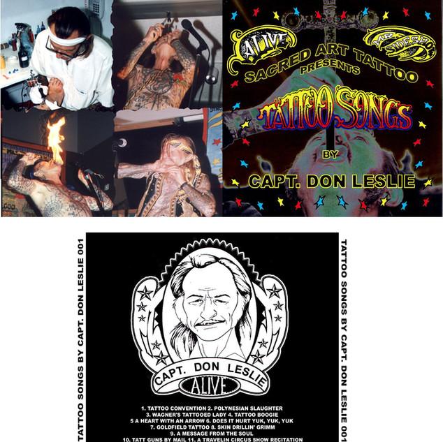 CD ArtWork by Zac Black
