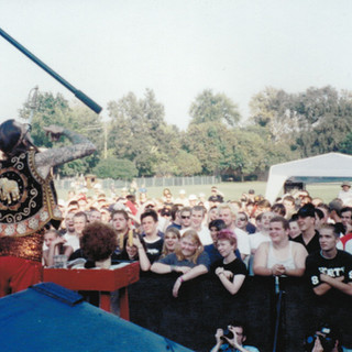 Show at Chico State With Guttermouth and BeanFight