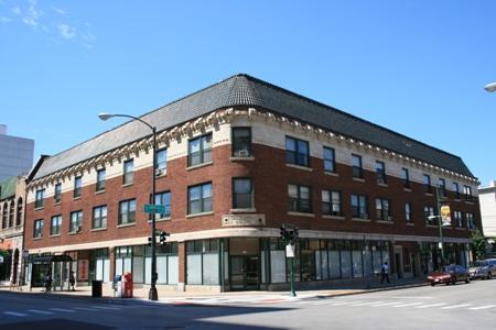 Harold Washington Apartments