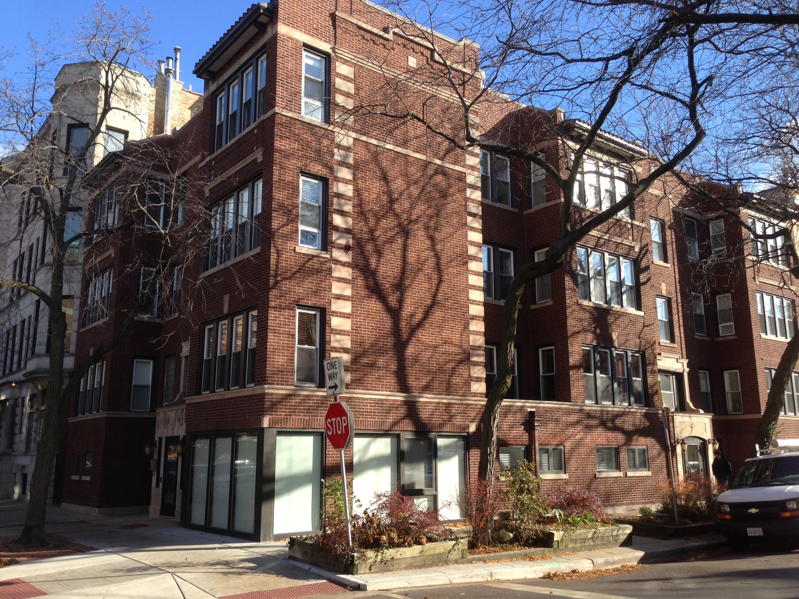 Lincoln Park Apartments