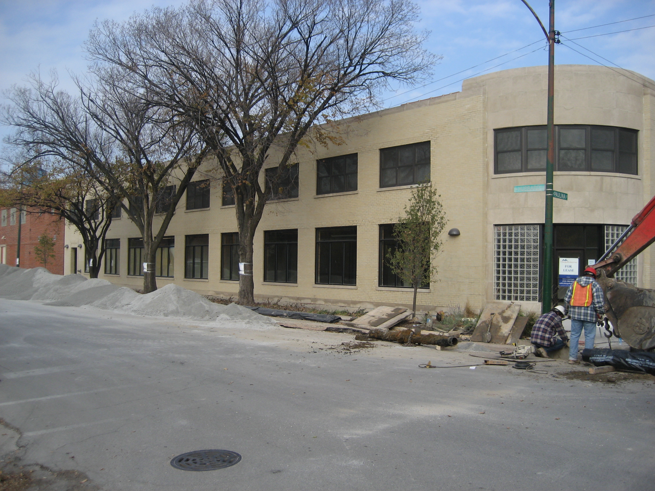 Chicago Factory Conversion