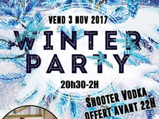 soirée Meet You Vend 3 Nov