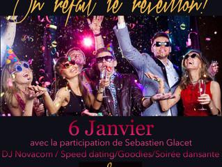 Soirée MeetYou du Nouvel an!