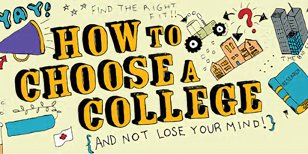 COLLEGE SEARCH 101: HOW TO RESEARCH & SHORTLIST UNIVERSITIES