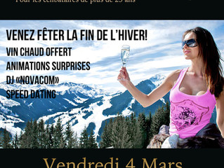 Soirée MEETYOU ce vendredi 4 Mars