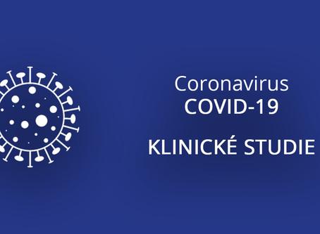 Česká republika se zapojila do studie Světové zdravotnické organizace zaměřené na léčbu covid-19