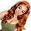 Thumbnail: Donna Full Lace Wig (100% Remy Human Hair)