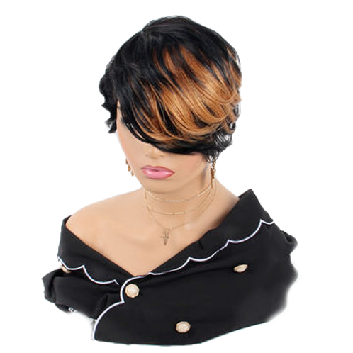 Carmella Lace Frontal Wig (100% Remy Human Hair)