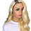 Thumbnail: Sharice Full Lace Wig (100% Remy Human Hair)