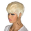 Thumbnail: Roxy Exotic Pixie Lace Frontal Wig (100% Remy Human Hair)
