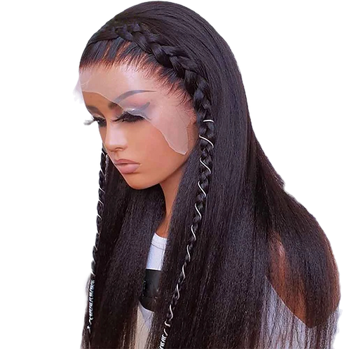 Trista Front Lace Wig (100% Remy Human Hair)