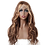 Thumbnail: Celeste Full Lace Wig (100% Remy Human Hair)