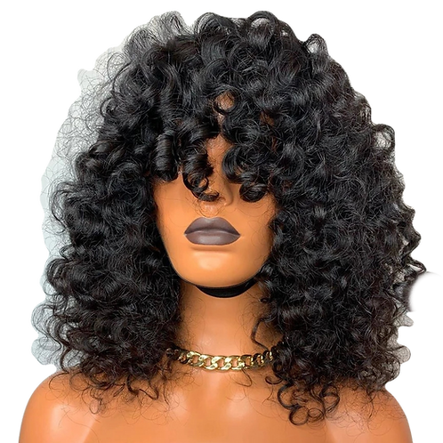 Sylvia Front Lace Wig (100% Remy Human Hair