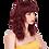 Thumbnail: Alicia Full Lace Wig (100% Remy Human Hair)