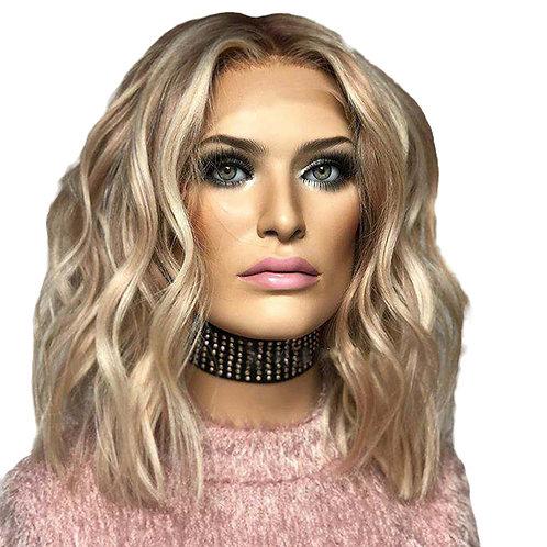 Eliza Bob Lace Frontal Wig (100% Remy Human Hair)
