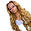 Thumbnail: Charlotte Full Lace Wig (100% Remy Human Hair)