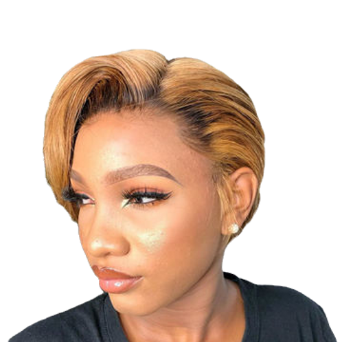 Brandy Lace Frontal Wig (100% Remy Human Hair)
