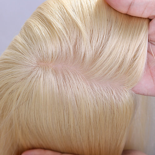 Blonde Topper for Ladies