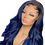 Thumbnail: Halle Full Lace Wig (100% Remy Human Hair)