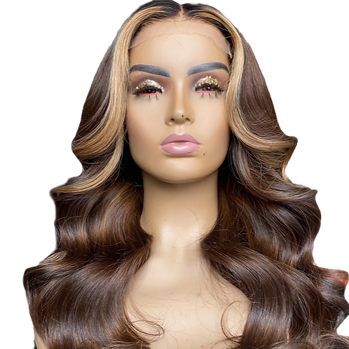 Kimberly Full Lace Wig (100% Remy Human Hair