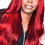 Thumbnail: Foxy Full Lace Wig (100% Remy Human Hair)