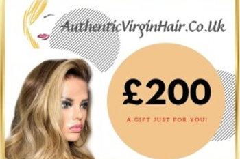 £200 Gift Card