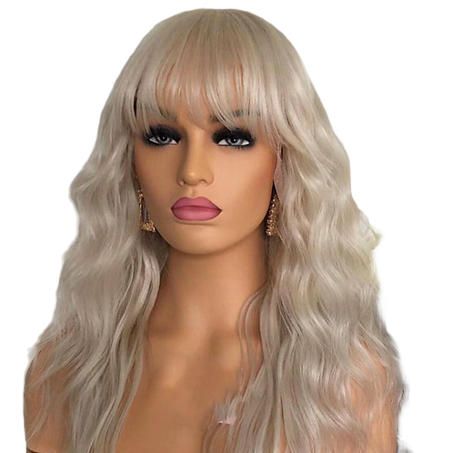 Regina Front Lace Wig (100% Remy Human Hair)