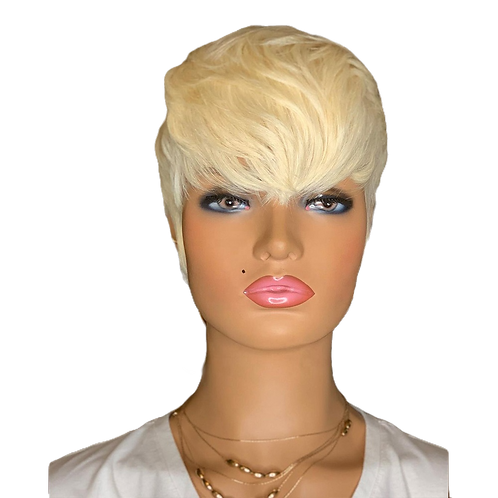 Roxy Exotic Pixie Lace Frontal Wig (100% Remy Human Hair)