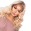 Thumbnail: Kirsty Full Lace Wig (100% Remy Human Hair)