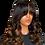Thumbnail: Lara Front Lace Wig (100% Remy Human Hair)