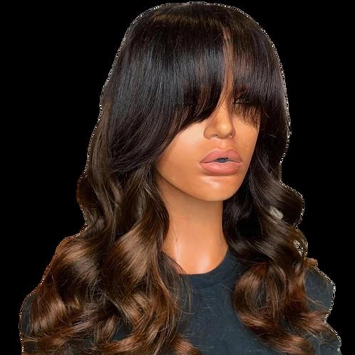 Lara Front Lace Wig (100% Remy Human Hair)
