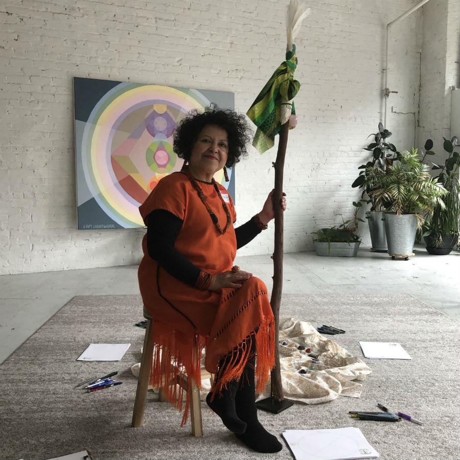 Ring of Power Healing Circle led by Elizabeth Alanis