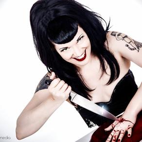 Underdweller Interview #9 - Betty Blood