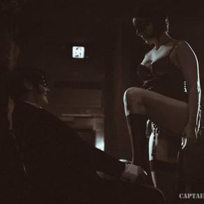 Underletters #2 – 2013 – Jasper Black to Bella Jade