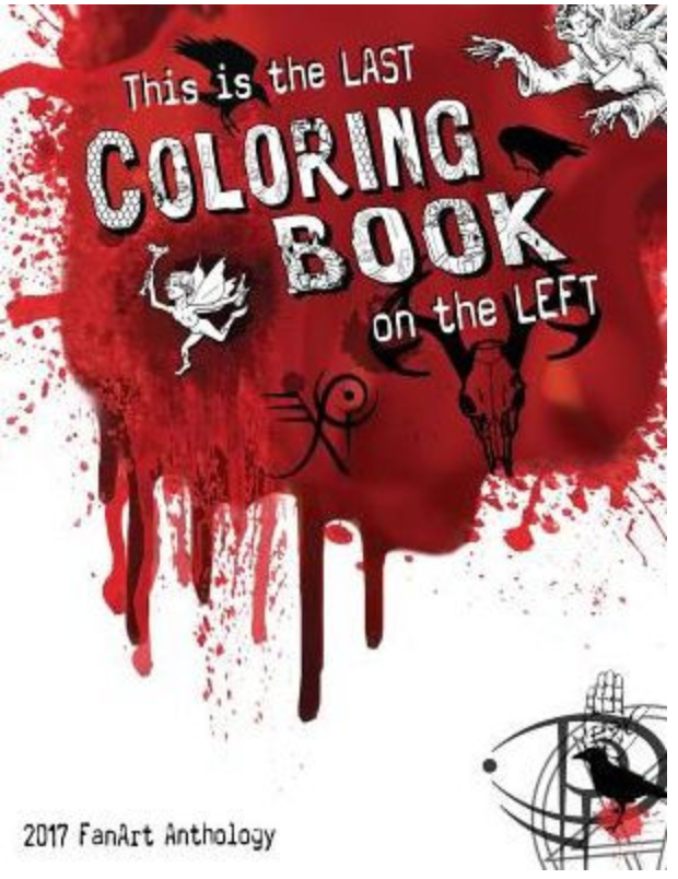 Last Coloring Book on the Left
