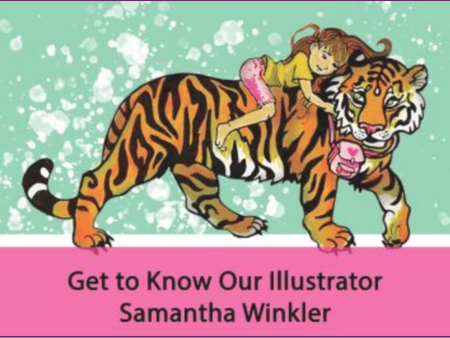 SCBWI & Friends: a Featured Illustrator Welcome